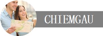 Deine Unternehmen, Dein Urlaub im Chiemgau Logo